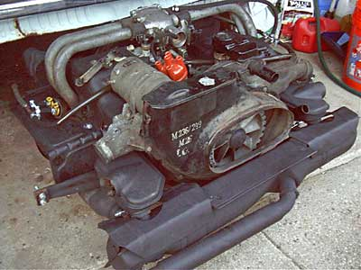 VW Type 3 Squareback Engine Rebuild - Slide 22